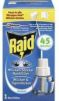 Paral Raid Liquid Nachfüller für Mückenstecker 27 ml