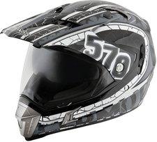Germot GM 570 Dekor schwarz/grau