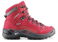 Lowa Renegade GTX Mid Ws red
