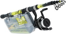 Caperlan Angelset U Fish Freshwater 240