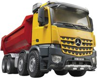 Bruder Mercedes Benz Arocs Halfpipe Kipp-Lastkraftwagen (03623)
