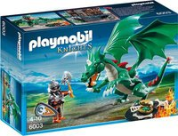Playmobil Knights - Großer Burgdrache 6003