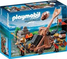 Playmobil Knights - Angriffskatapult der Löwenritter (6039)