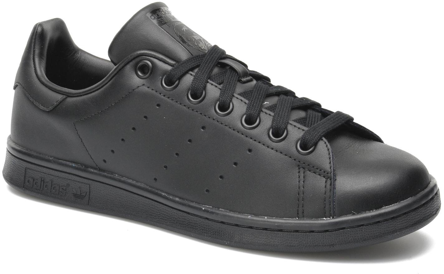 5ce3d125c6ab01 Adidas Stan Smith all black ab 54