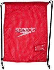 Speedo Equip Mesh Bag red