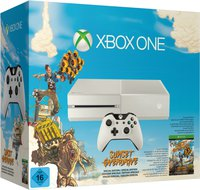 Microsoft Xbox One 500GB (weiß) + Sunset Overdrive Special Edition