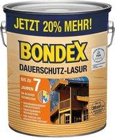 Bondex Dauerschutz-Lasur 4,8 l nussbaum