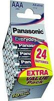 Panasonic Everyday Power AAA LR03 Alkaline 1,5V (24 St.)