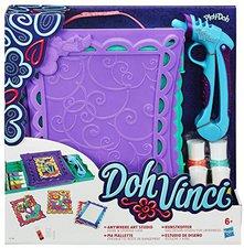Hasbro Play-Doh DohVinci Kunstkoffer (A7198)
