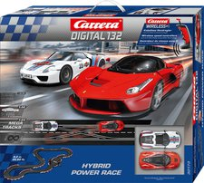 Carrera DIGITAL 132 Hybrid Power Race (30173)
