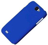 PEDEA Back Cover Rainbow Blau (Galaxy S5 Mini)