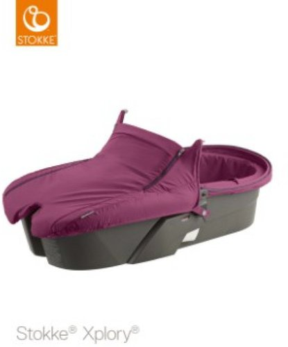 Stokke Xplory Babyschale purple
