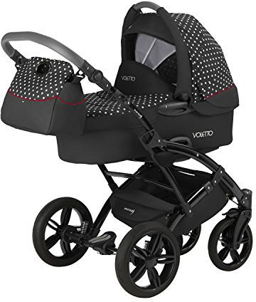 Knorr-Baby Voletto Tupfen Limited Edition
