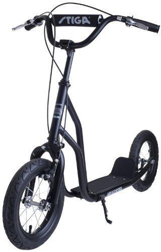 STIGA Air Scooter Schwarz