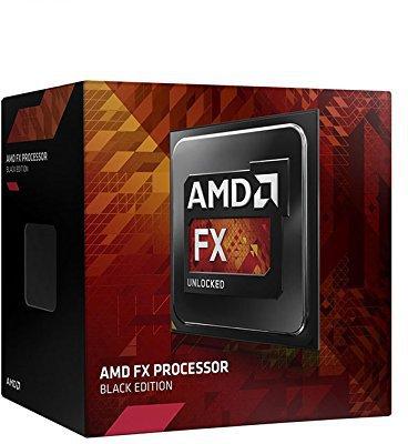 AMD FX-8320E Box (Sockel AM3+, 32nm, FD832EWMHKBOX)