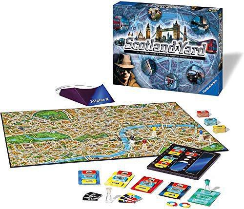 Ravensburger Scotland Yard (New Version)
