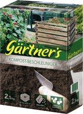 Gärtner's Kompost-Beschleuniger 2,5 kg