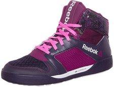 Reebok Dance Urtempo Mid portrait purple/rebel berry/electric pink