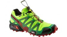 Salomon Speedcross 3 GTX bottle green/sinople green/fluo yellow