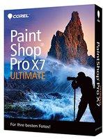Corel PaintShop Pro X7 Ultimate (DE) (Win) (Box)