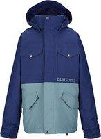 Burton Boys Fray Snowboard Jacket Deep Sea / Goblin