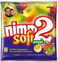 Nimm 2 Soft sauer Kaubonbons (195 g)