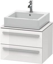 Duravit X-Large Waschtischunterschrank (XL651002222) weiß