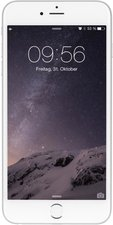 Apple iPhone 6 Plus 16GB Silber ohne Vertrag