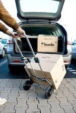 KWB Alu-Klapp-Transportkarre