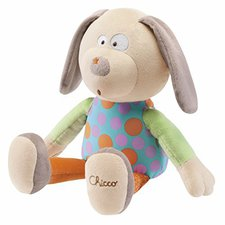 Chicco Happy Colors Kuscheltier Hund 36cm