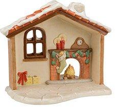 Goebel Weihnachtsmann Das Haus vom Nikolaus