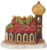 Villeroy & Boch Mini Christmas Village Lichthaus Kirche