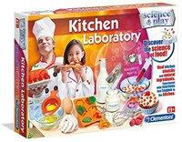 Clementoni Science & Play - Kitchen Laboratory Set