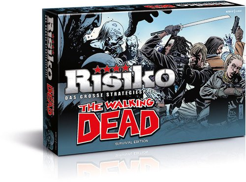 Winning Moves Risiko - The Walking Dead