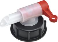 Sonax Kunststoff Ablasshahn für Kunststoffgebinde