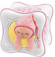 Chicco First Dreams Regenbogen Projektor - rosa