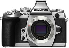 Olympus OM-D E-M1 Body (silber)