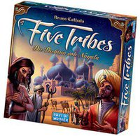 Days of Wonder Five Tribes - Die Dschinn von Naqala