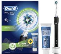 Oral-B Pro 650 CrossAction