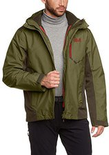 Jack Wolfskin Prisma Jacket Men Burnt Olive