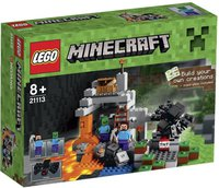 LEGO Minecraft - The Cave (21113)
