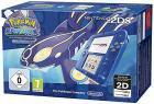 Nintendo 2DS blau transparent + Pokémon: Alpha Saphir