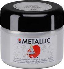 Marabu Colour your dreams Metallic 225 ml metallic-silber