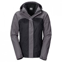 Jack Wolfskin Montero Jacket Women Dark Steel