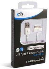 Ksix mobile tech USB-Kabel (iPhone 4)