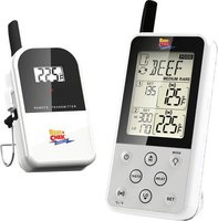 grill´n smoke Maverick ET-733 Barbecue Funk-Thermometer Weiß
