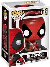 Funko Marvel - Bobble-Head Deadpool Pop