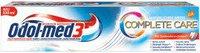 Odol-med3 Complete Care natürliches weiß Zahnpasta (100 ml)