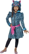 Smiffys Mädchen-Kostüm Leopard Cutie