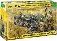 Sirius Soviet Motorcycle M-72 (3651)